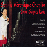 Sophie-Véronique Choplin aux Grandes Orgues de Saint-Sulpice, Paris