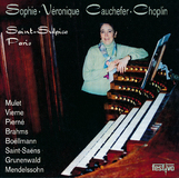 Sophie-Véronique Choplin | Orgue Saint-Sulpice, Paris